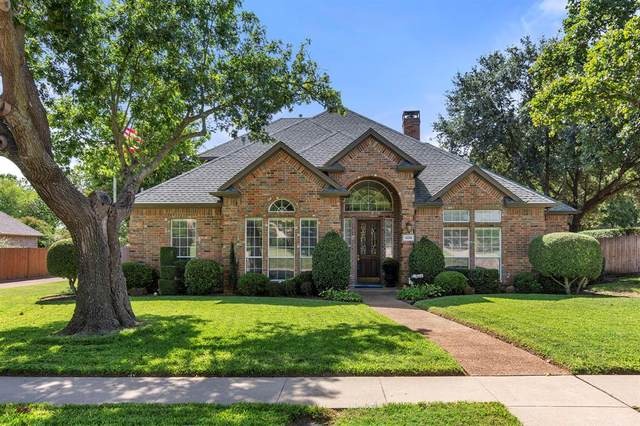1205 Hardage Lane, Colleyville, TX 76034 (MLS #14449217) :: The Mauelshagen Group