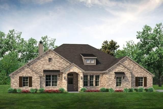 13508 George Foster Road, Ponder, TX 76259 (MLS #14449238) :: Potts Realty Group