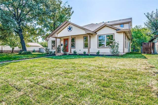 801 Edgefield Road, Fort Worth, TX 76107 (MLS #14449239) :: NewHomePrograms.com LLC