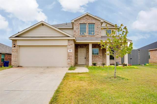 311 Hawthorn Drive, Josephine, TX 75173 (MLS #14449241) :: The Kimberly Davis Group
