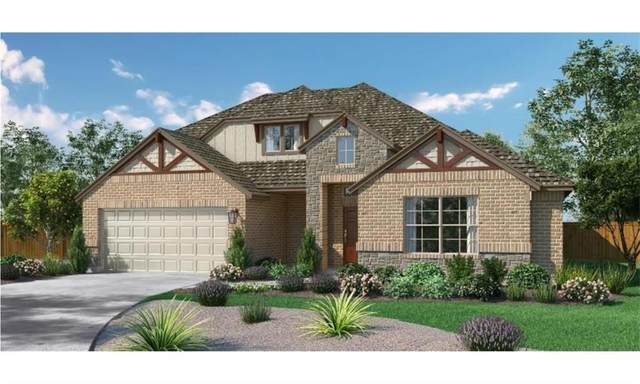 361 Stonebriar Lane Lane, Oak Point, TX 75068 (MLS #14449264) :: The Mauelshagen Group