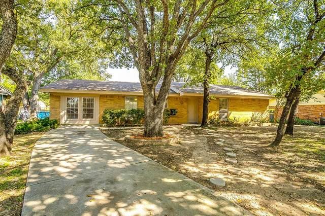 209 Mountain View Drive, Azle, TX 76020 (MLS #14449270) :: The Hornburg Real Estate Group