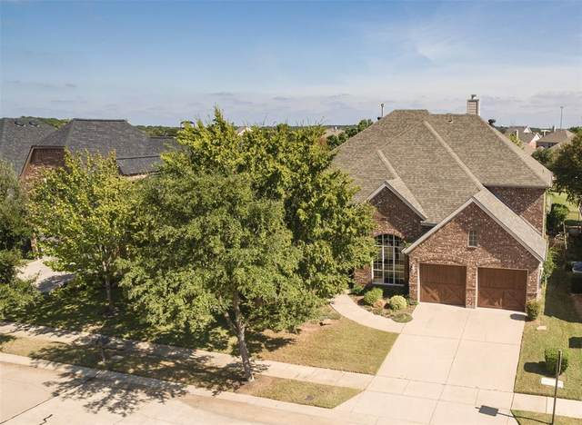 8600 Weston Lane, Lantana, TX 76226 (MLS #14449303) :: Team Hodnett