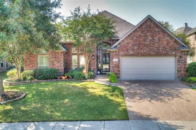 807 Barton Springs Drive, Fairview, TX 75069 (MLS #14449309) :: Lyn L. Thomas Real Estate | Keller Williams Allen