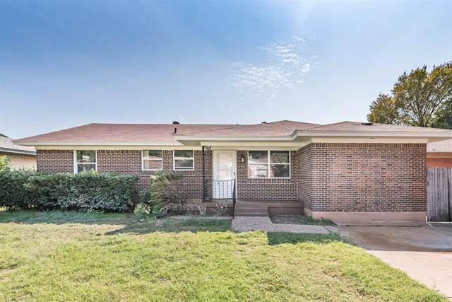 322 W Cherry Street, Duncanville, TX 75116 (MLS #14449365) :: The Hornburg Real Estate Group