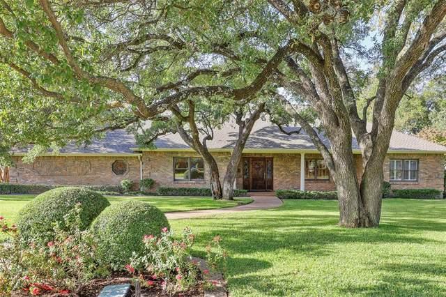 4140 Ranier Court, Fort Worth, TX 76109 (MLS #14449404) :: The Mauelshagen Group