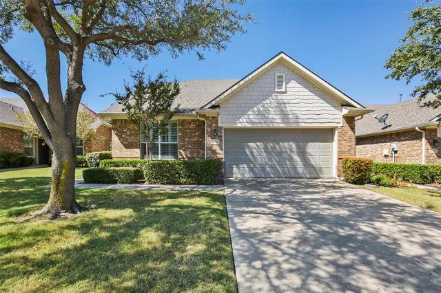 3213 Twist Trail, Plano, TX 75093 (MLS #14449454) :: The Hornburg Real Estate Group