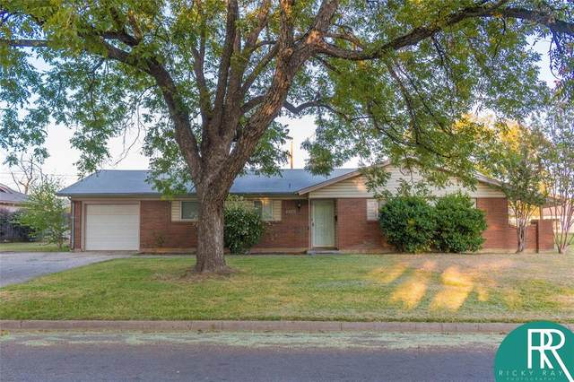 2006 9th Street, Brownwood, TX 76801 (MLS #14449530) :: Keller Williams Realty
