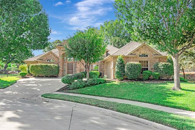 6709 Brazos Bend Drive, North Richland Hills, TX 76182 (MLS #14449559) :: The Mauelshagen Group
