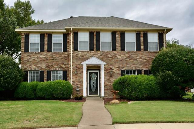 2 Rivercrest Court, Allen, TX 75002 (MLS #14449569) :: The Mauelshagen Group