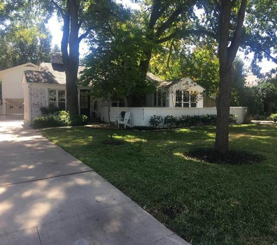 6317 Locke Avenue, Fort Worth, TX 76116 (MLS #14449606) :: The Mauelshagen Group