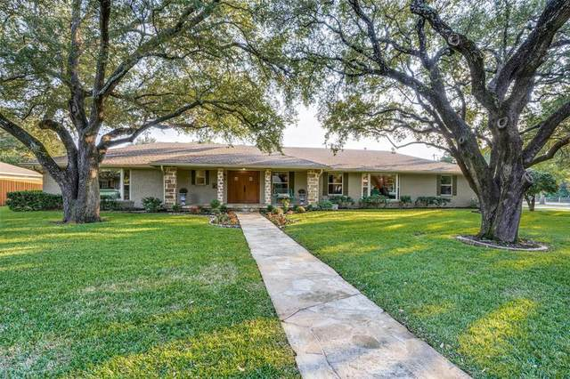 5208 Preston Haven Drive, Dallas, TX 75229 (MLS #14449660) :: EXIT Realty Elite