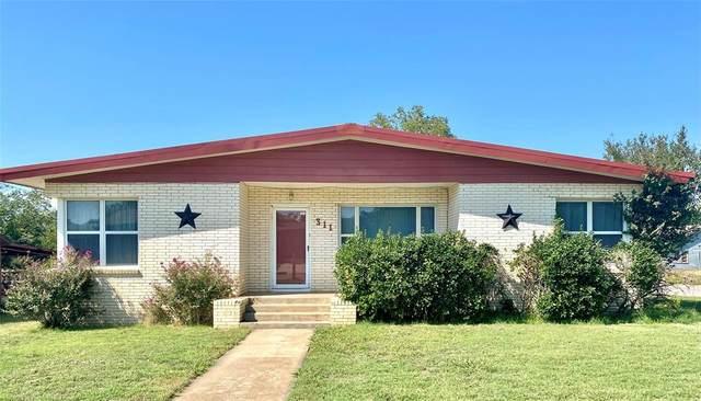 311 N Easton Street, Breckenridge, TX 76424 (MLS #14449716) :: All Cities USA Realty