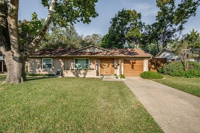 13425 Mount Castle Drive, Farmers Branch, TX 75234 (MLS #14449744) :: The Mauelshagen Group