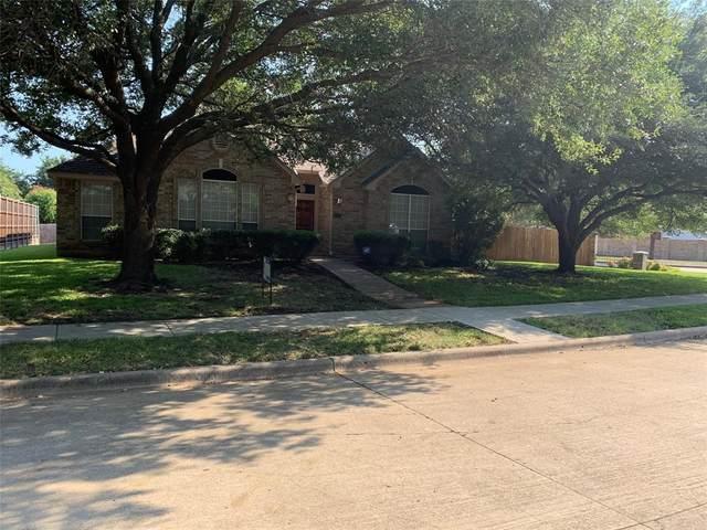 6800 Saint Lawrence Street, Plano, TX 75024 (MLS #14449752) :: The Good Home Team