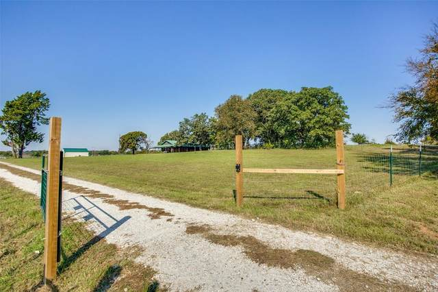 123 County Road 123, Gainesville, TX 76240 (MLS #14449876) :: The Kimberly Davis Group