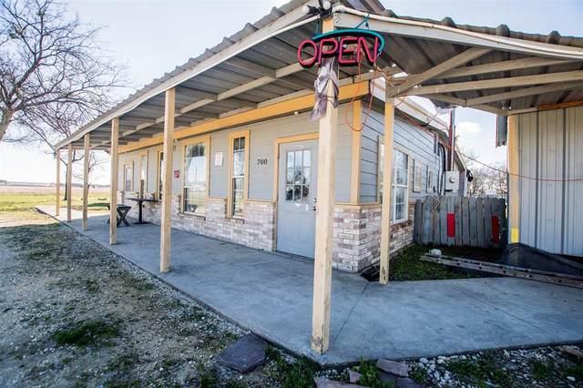 700 S Hill Street, Itasca, TX 76055 (MLS #14449884) :: The Kimberly Davis Group