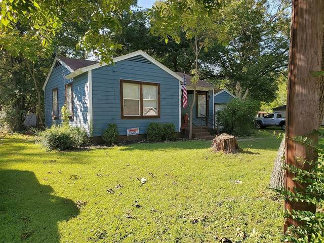 605 E Side Drive, Quitman, TX 75783 (MLS #14449909) :: The Kimberly Davis Group