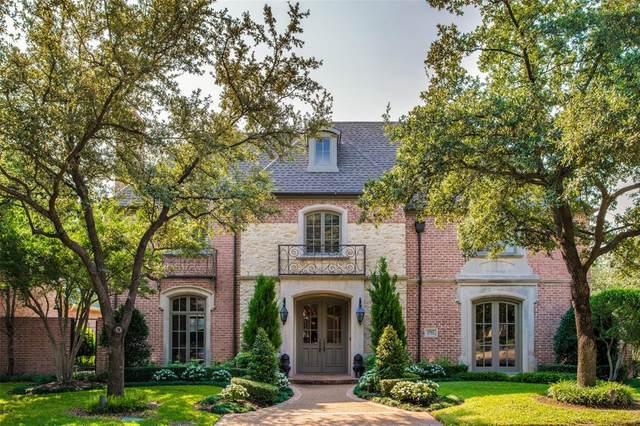 6902 Oak Manor Drive, Dallas, TX 75230 (MLS #14449932) :: The Tierny Jordan Network