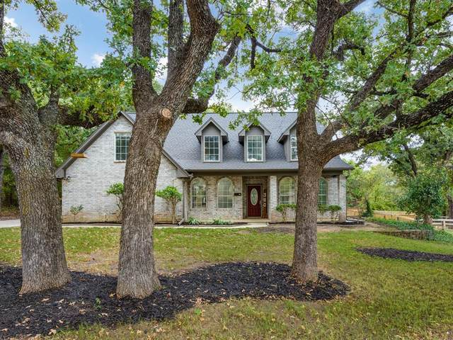 360 Old Justin Road, Argyle, TX 76226 (MLS #14449998) :: The Mauelshagen Group