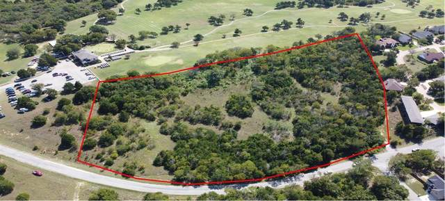 None Country Club Road, Pottsboro, TX 75076 (MLS #14450087) :: The Mitchell Group