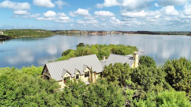 11 Estates Lane, Possum Kingdom Lake, TX 76449 (MLS #14450146) :: Hargrove Realty Group