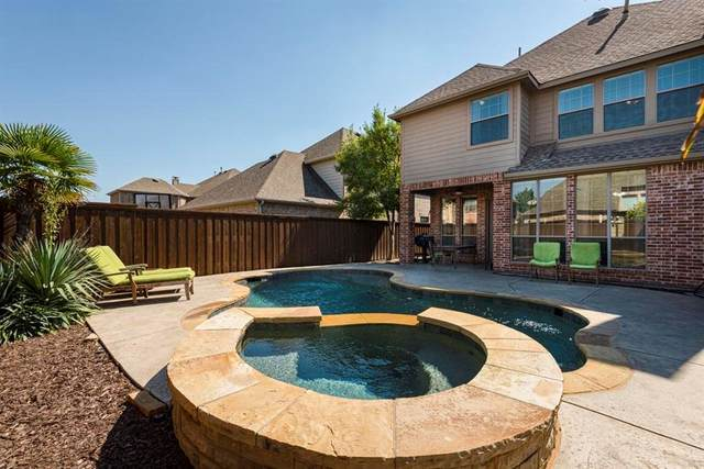 5730 Wellington Lane, Frisco, TX 75033 (MLS #14450201) :: The Mauelshagen Group
