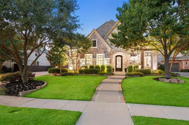 902 Biltmoore Court, Allen, TX 75013 (MLS #14450203) :: Hargrove Realty Group