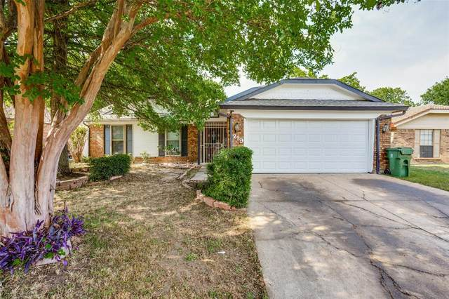 219 Juniper Drive, Arlington, TX 76018 (MLS #14450244) :: Robbins Real Estate Group