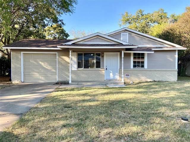 5745 Emerson Drive, Watauga, TX 76148 (MLS #14450305) :: The Mauelshagen Group