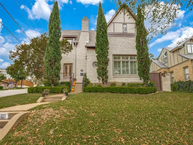 7001 Pasadena Avenue, Dallas, TX 75214 (MLS #14450459) :: Premier Properties Group of Keller Williams Realty
