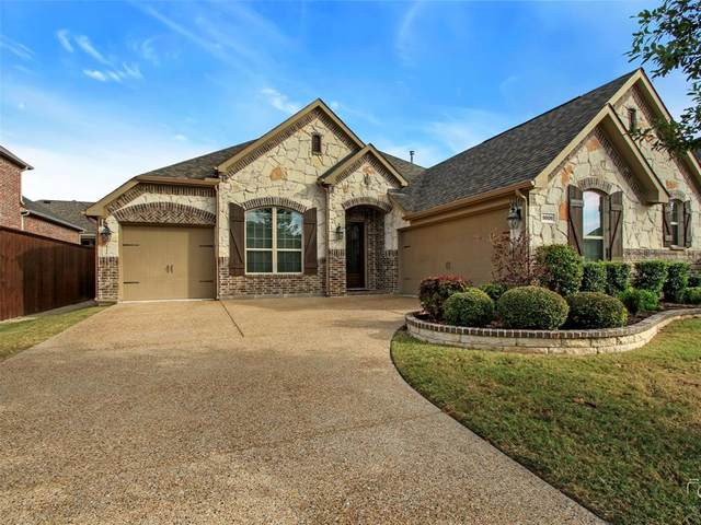 9906 Amberwoods Lane, Frisco, TX 75035 (MLS #14450469) :: The Daniel Team