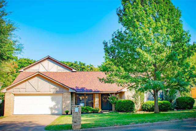3510 Hightimber Drive, Grapevine, TX 76051 (MLS #14450478) :: Keller Williams Realty