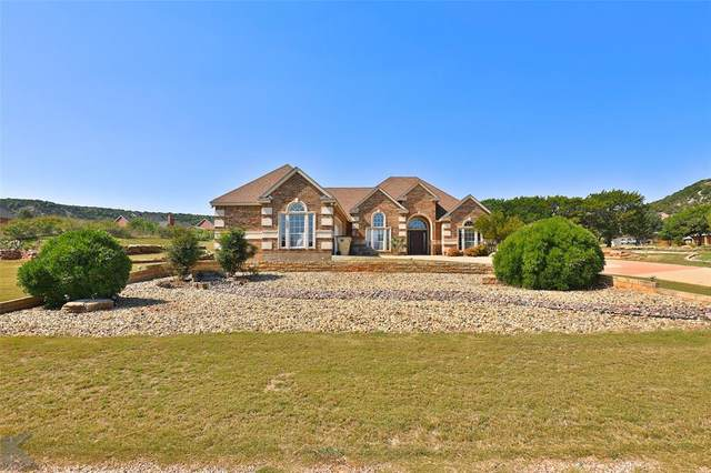 102 Cedar Ridge Road, Tuscola, TX 79562 (MLS #14450489) :: The Kimberly Davis Group