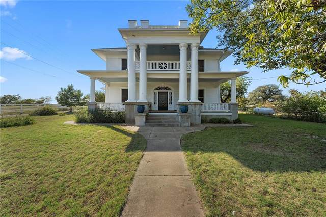 201 Poston Road, Hamilton, TX 76531 (MLS #14450523) :: The Kimberly Davis Group