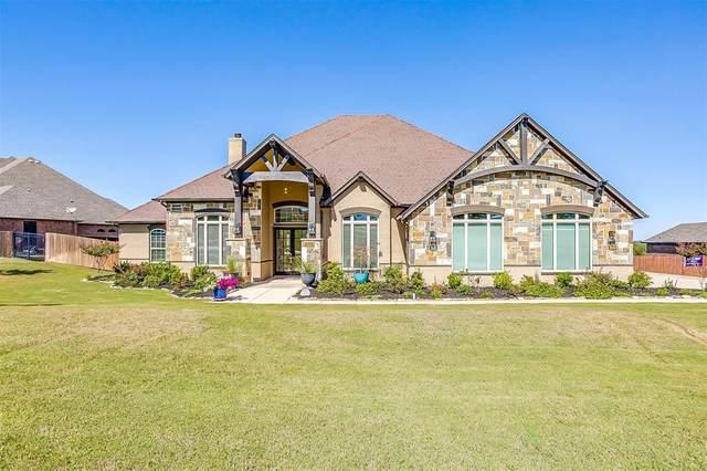 604 Falls Creek Court, Burleson, TX 76028 (MLS #14450525) :: The Mauelshagen Group