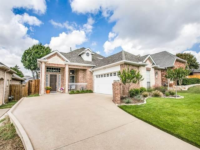634 Wyndham Circle, Keller, TX 76248 (MLS #14450559) :: Robbins Real Estate Group