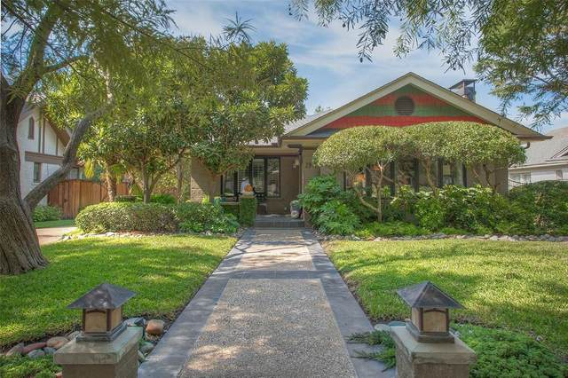 2542 Greene Avenue, Fort Worth, TX 76109 (MLS #14450561) :: Team Hodnett