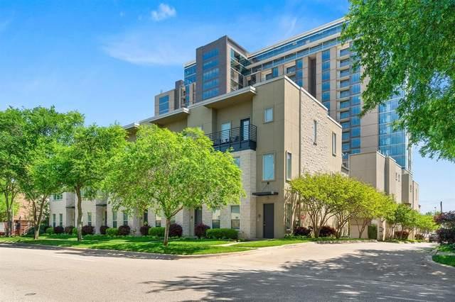 4312 Mckinney Avenue #15, Dallas, TX 75205 (MLS #14450577) :: Frankie Arthur Real Estate