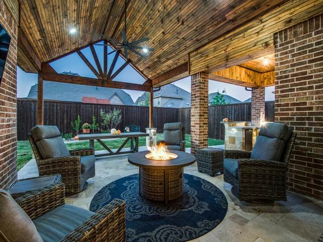 410 Lake Trail Lane, Prosper, TX 75078 (MLS #14450585) :: Frankie Arthur Real Estate