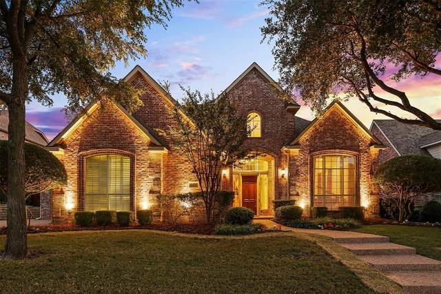 5351 Cattail Court, Frisco, TX 75034 (MLS #14450636) :: Real Estate By Design