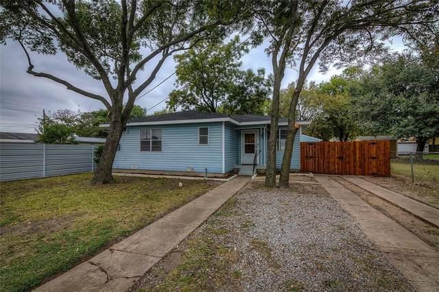 517 Pleasant Oaks Drive, Dallas, TX 75217 (MLS #14450703) :: The Good Home Team