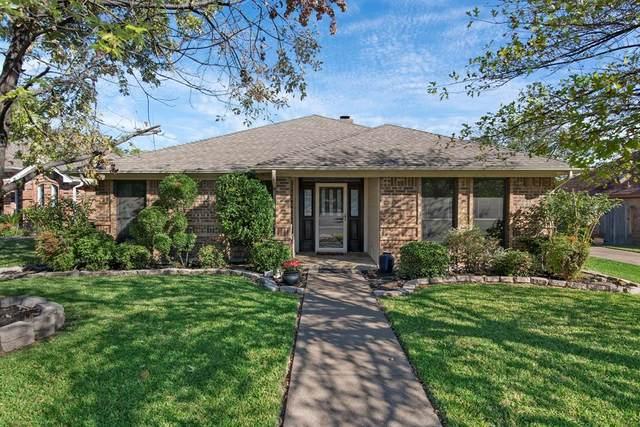 8829 Jason Court, North Richland Hills, TX 76182 (MLS #14450715) :: The Mauelshagen Group