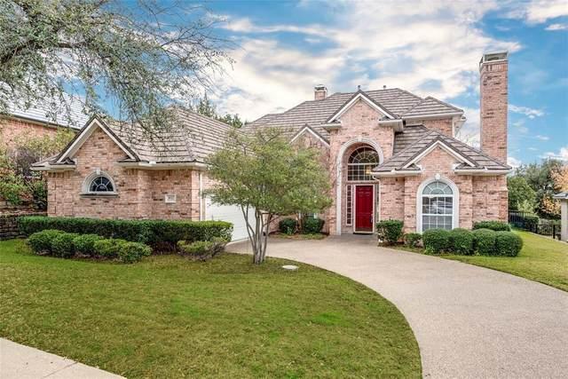 4612 Firestone Drive, Frisco, TX 75034 (MLS #14450816) :: The Tierny Jordan Network