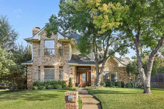 3300 Langley Hill Lane, Colleyville, TX 76034 (MLS #14450844) :: The Mauelshagen Group