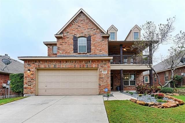 4968 Grinstein Drive, Fort Worth, TX 76244 (MLS #14450860) :: The Mauelshagen Group