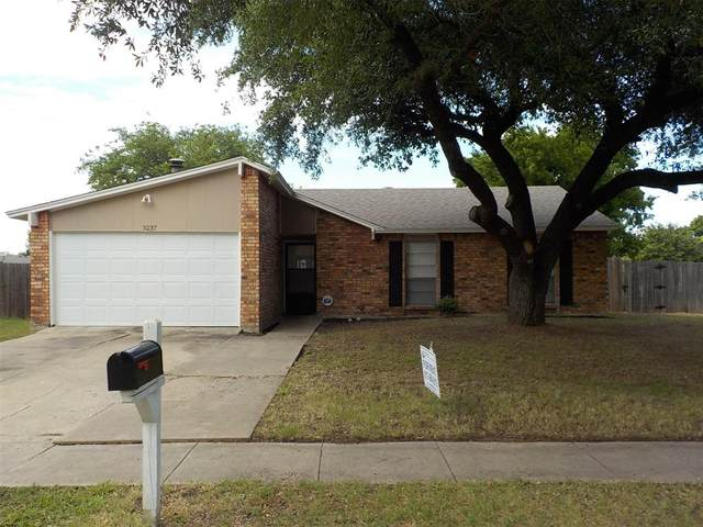 3237 Chalmette Court, Forest Hill, TX 76140 (MLS #14450861) :: Keller Williams Realty