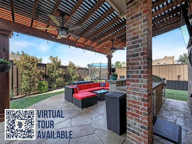 7808 Mapleridge Drive, Plano, TX 75024 (MLS #14450911) :: The Mauelshagen Group