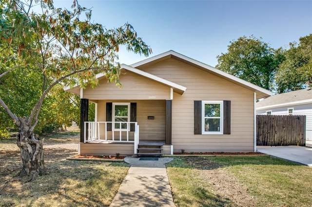 1920 Missouri Avenue, Fort Worth, TX 76104 (MLS #14450915) :: All Cities USA Realty