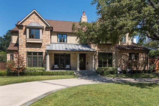 3628 Villanova Street, University Park, TX 75225 (MLS #14450981) :: Potts Realty Group